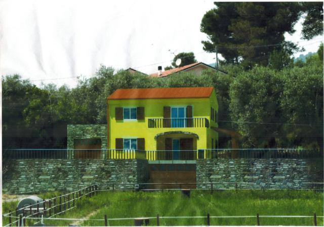 Andora - Rif 647 - Render costruzione
